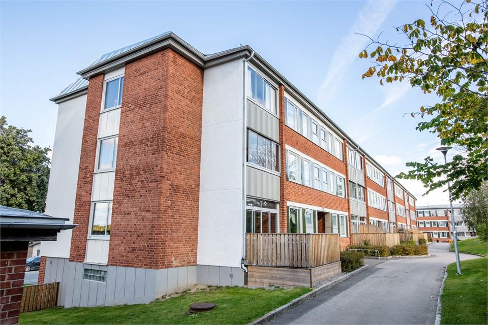 Fotbollsgatan 37A i Norrköping